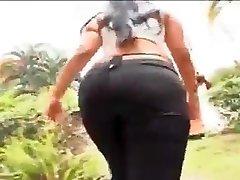 Fucking Hard African Nymph 1