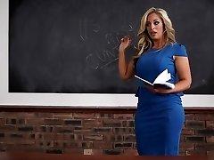 seksi öğretmen hiç