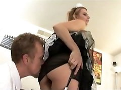 Lexi Belle - Red-hot Little Maid