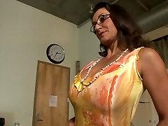 Best pornstars Persia Monir and Bonnie Skye in hottest brunette, masturbation xxx episode