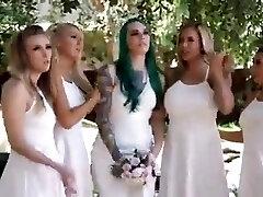 Bridal Party Hook-up XXX