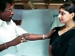 Tamil Film Bleu - Scène 1