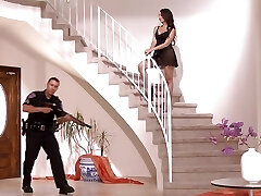 Cop gets an extra shift