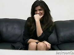 Anal Invasion casting couch penetration