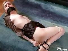 satin bondage
