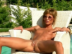 Victoria Tiffani - micro bathing suit