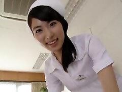 Kana Yume in Lustful Nurse Will Blow You