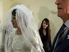 Fuck The Bride. English Unexperienced