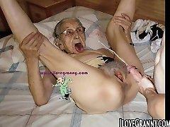 ILoveGrannY Nude Mature Images Compilation