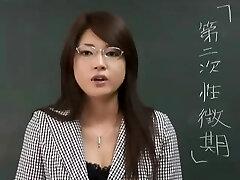 Erika Sato - Woman Teacher Nakadashi Anal Attack