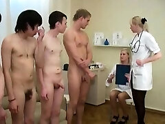 Crazyfemaledoctors - Group Check-up Nr VII