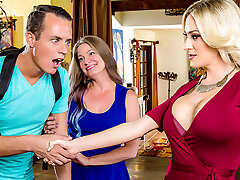 Blake Morgan & Justin Hunt in My Mommy's Greatest Friend - DigitalPlayground