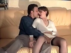 Horny French Wife Plowed Every Hole !
