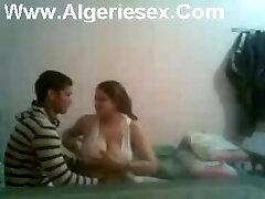 algerie σεξ πορνό