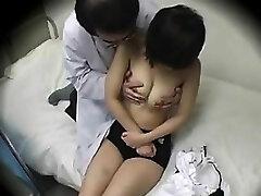 Doctor Shagging Schoolgirls In The Office