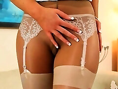 pleasing boobies and sexy lingerie