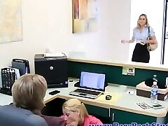 Daughter works at Step-Dad�s office