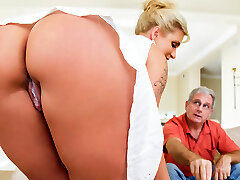 Ryan Conner & Bill Bailey in Take A Seat On My Stiffy - Brazzers
