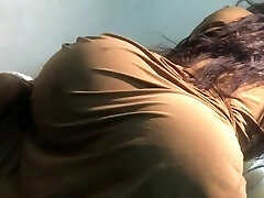 My wife's wiggling Soft thick bum is my massive turn on