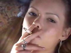 Smoking Fetish 130