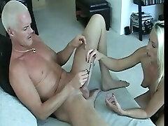 Hot Platinum-blonde Fucked On Her Pierce Pussy