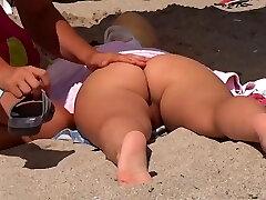 Παραλία, μασάζ
