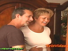 Mom and Daddy Fuck the Babysitter Together