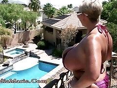 Claudia Marie Big Breast Summer