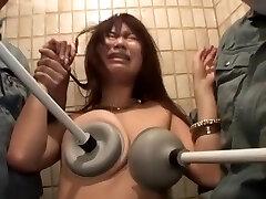 Incredible Japanese girl in Spectacular BDSM, Facial JAV scene