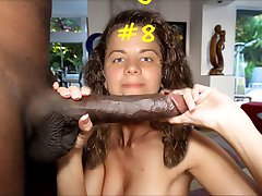 Girls love mandingo cum #8 (compilation)