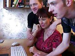 Russian Mom 6