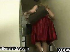 BBW Chick In Vigorous Porn