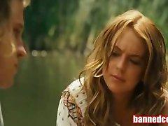 Lindsay Lohan Δίνοντας Πίπα