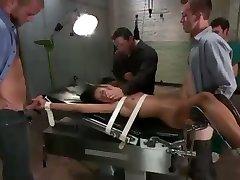 Brutal BDSM Double Penetration Gangbang! vol.15 By: FTW88