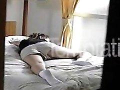 Beautiful housewife ass fuck