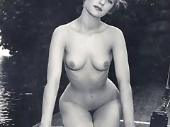 Vintage Nudes of the 40th and 50th