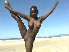 Το Μαύρο Κορίτσι Που Αναβοσβήνει