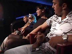 Italian Pornstars At Cinema
