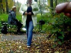 NV - Rus Δημόσια Επικίνδυνη FLASH Βλέποντας τα ΚΟΡΊΤΣΙΑ 110