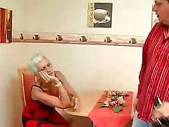 Granny Out For A Good Fuck