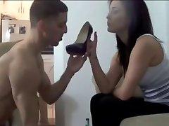 Humiliating Her Boyfriend
