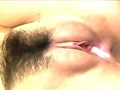 Japanese babe creampie compilation 3