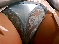Satin Negligee and Underpants