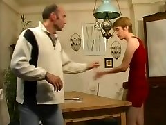 stepdaughter Helps stepparent Forget About His Pornography Mag !