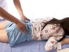 Crazy Japanese dame Yuina Kojima in Hottest Fingerblasting, Massage JAV scene
