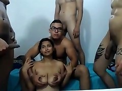 my_mansion_is_hot gangbang