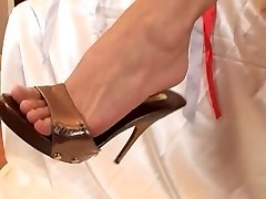 foot fantasies with mya diamond and molten friend