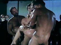 Obscene - XXX porno music video (rough gang-bang)