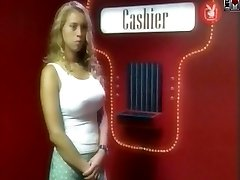 Casino Undress Poker Nancy