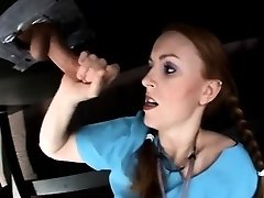 Antsy Nurse Uses Wanking Table To Jerk Her Patient.